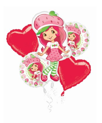 Strawberry Shortcake Balloon Set