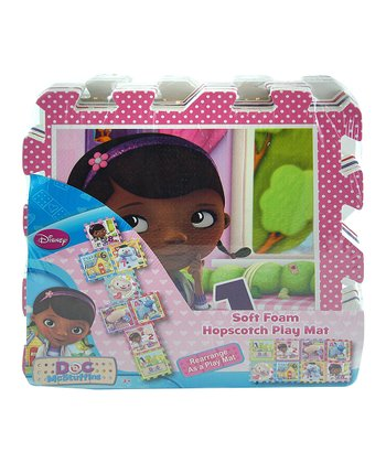 Doc McStuffins Hopscotch Set
