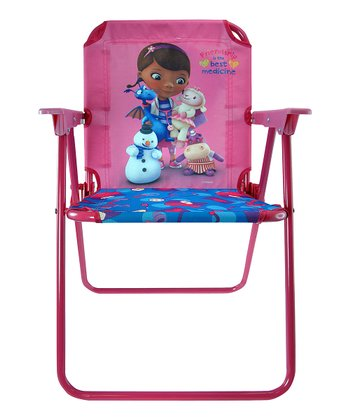 Doc McStuffins Canvas Chair