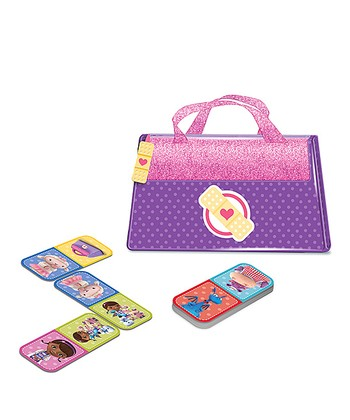 Doc McStuffins 'Sharing Is Caring' Domino Set