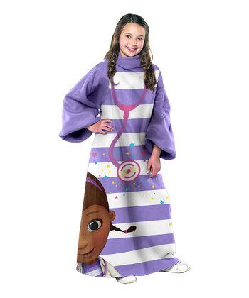 Doc McStuffins 'Time For A Checkup' Blanket Cloak