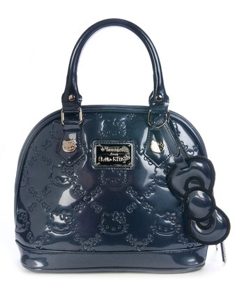 Ink Embossed Hello Kitty Tote