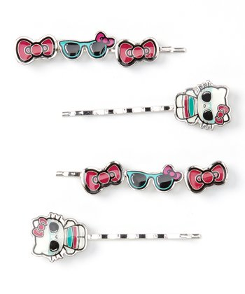 Sunglasses & Bows Hairpins