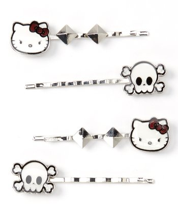 Kitty Invasion Hairpins