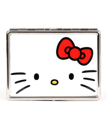 White Hello Kitty ID Case