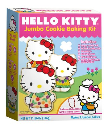 Hello Kitty Jumbo Cookie Baking Set