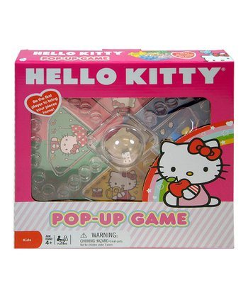 Hello Kitty Pop-Up Game