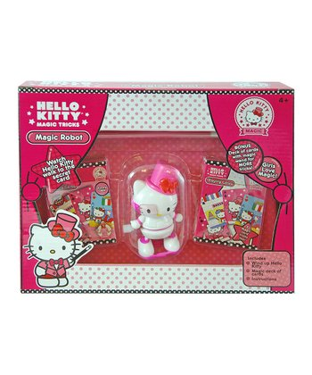 Hello Kitty Magic Robot Trick Set