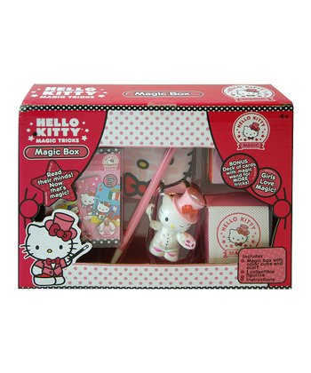 Hello Kitty Magic Cube Trick Set