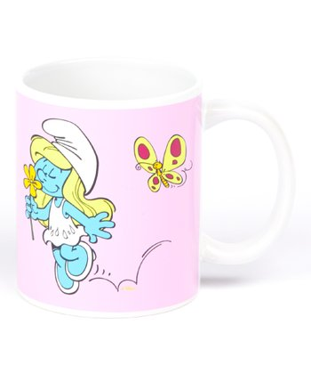 Smurfette 12-Oz. Coffee Mug
