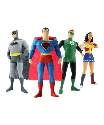 Justice League Figurine Set
