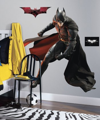 Batman Peel & Stick Giant Wall Decal
