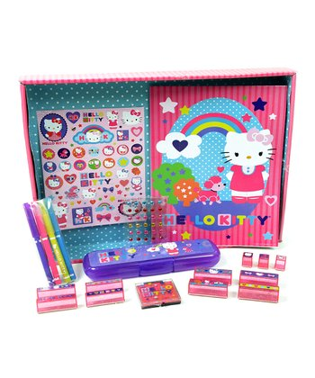 Hello Kitty Mega Stamp Set