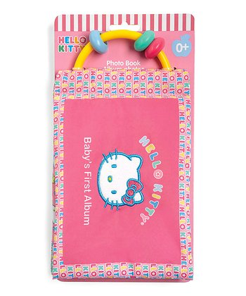 Hello Kitty Baby Photo Book