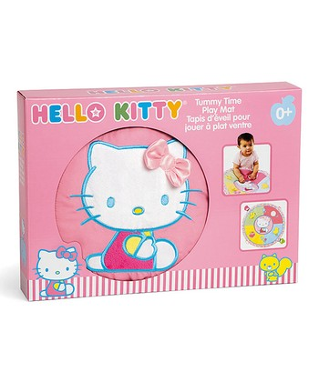 Hello Kitty Baby Tummy Time Play Mat