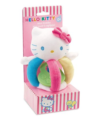 Hello Kitty Baby Grab Toy