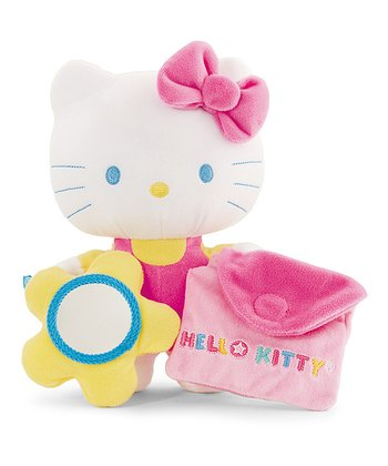 Hello Kitty Plush Toy for Baby