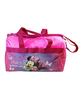 Minnie Mouse Duffel Bag