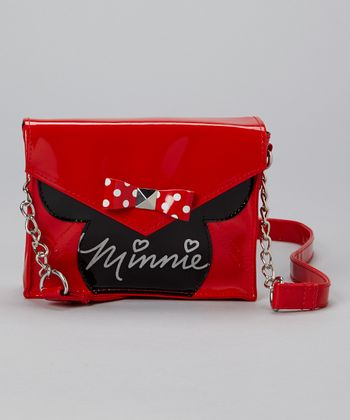 Minnie Mouse Envelope Crossbody Bag