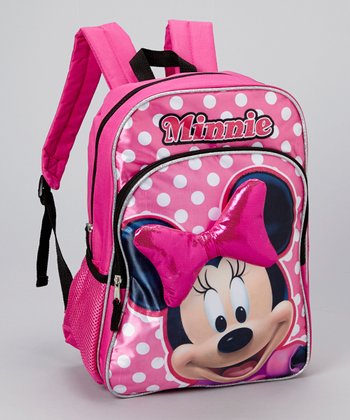 Minnie Mouse Bow Backpack