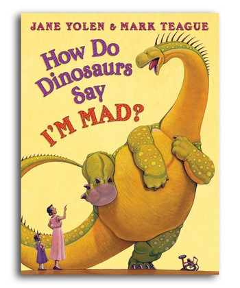 How do Dinosaurs Say I'm Mad? Hardcover