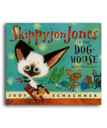 Skippyjon Jones in the Dog House Hardcover