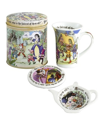 Snow White Tea & Mug Set