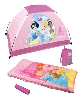 Princess Camping Set