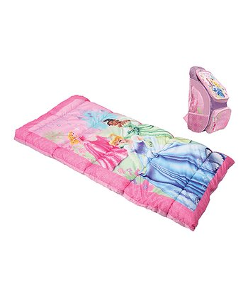 Princess Sleeping Bag & Backpack