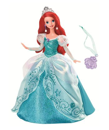Disney Holiday Princess Ariel Doll