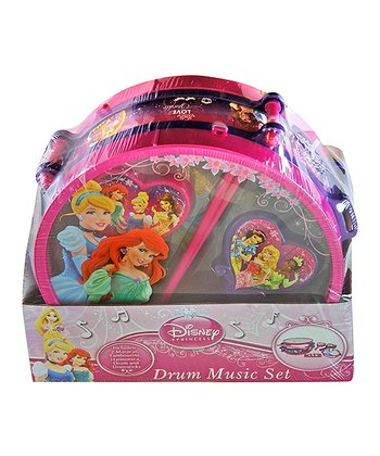 Princess Music Set