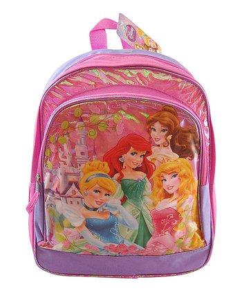 Pink Princess Mini Backpack