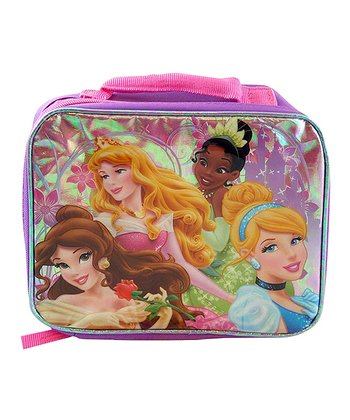 Pink Princess Lunch Bag