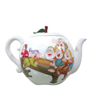 Snow White Apple Teapot