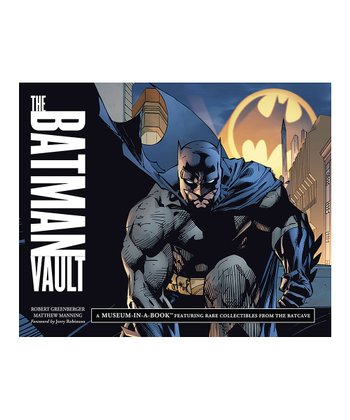 Batman Vault Hardcover