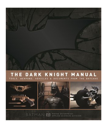 Dark Knight Manual Hardcover