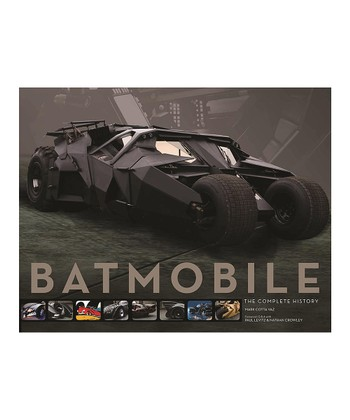 Batmobile Hardcover