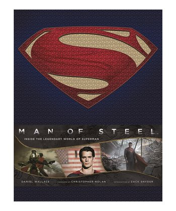 Man of Steel Hardcover