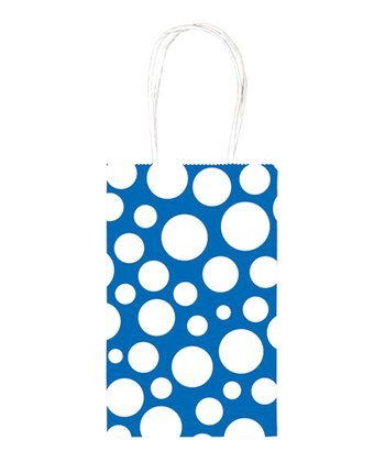 Bright Royal Blue - Dot Cub Bags