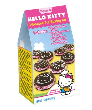 Hello Kitty Whoopie Pie Baking Kit