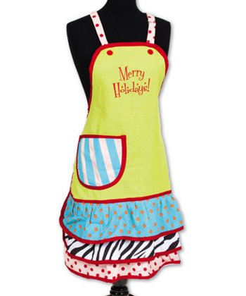 Cypress Home Northern Lights Apron