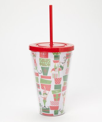 Dennis East International Presents 24-Oz. Tumbler