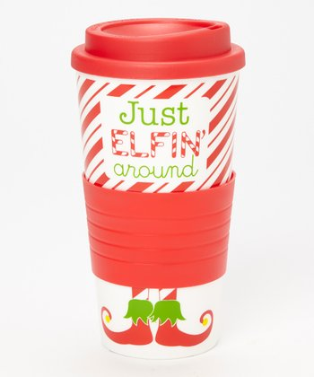 Dennis East International 'Just Elfin' 10-Oz. Tumbler