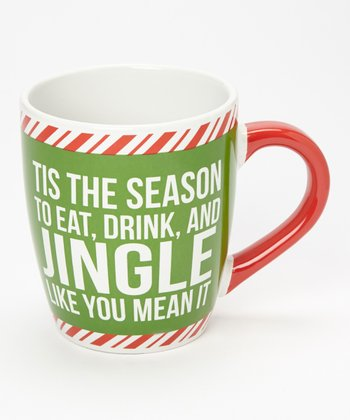 Dennis East International 'Jingle' 24-Oz. Jumbo Mug