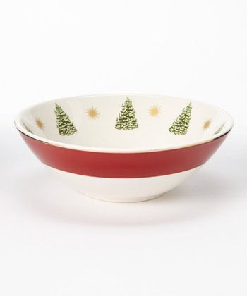 Global Design Tannenbaum 8'' Serving Bowl