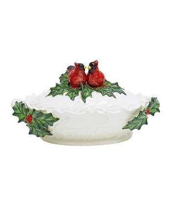 Kaldun and Bogle Snowy Garden Tureen