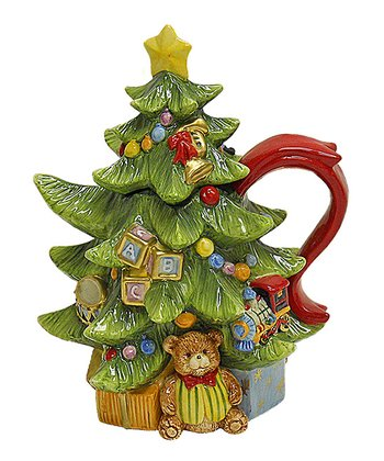 Kaldun and Bogle Toyland Christmas Teapot