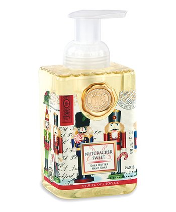 Nutcracker Sweet Foaming Hand Soap