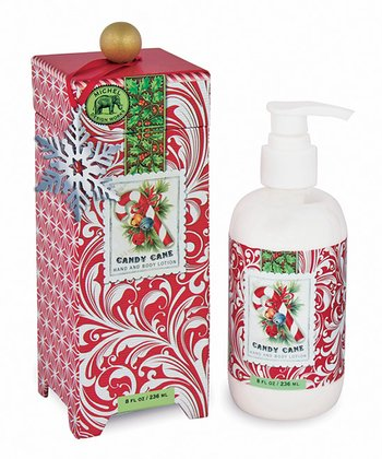 Candy Cane Hand & Body Lotion