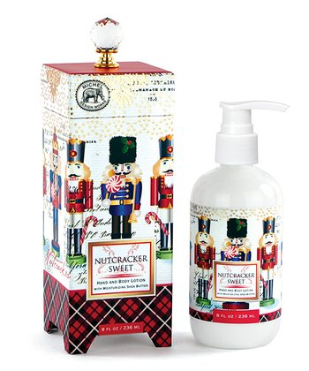 Nutcracker Sweet Hand & Body Lotion